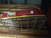 Rib Rack Stainless Steel in Oswego, Illinois