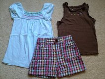Girl's 3 pc. 5/6 Summer Outfit in Aurora, Illinois