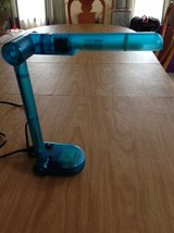 Blue Multi-Directional Table / Desk Light /Lamp in Aurora, Illinois