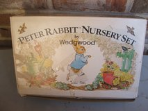 Beatrix Potter Peter Rabbit 4pc  Nursery Set in St. Charles, Illinois