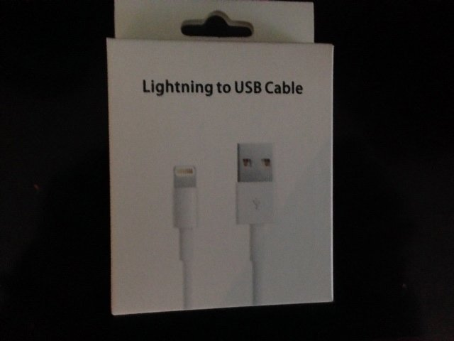 iPhone 6/6S/iPad Charging Cable   Cell Phones for sale on Okinawa